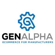 GenAlpha Logo