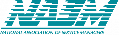National Association of Service Managers (NASM) Logo
