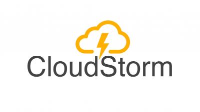 CloudStorm RPA Logo