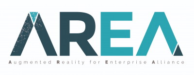 Augmented Reality for Enterprise Alliance (AREA) Logo