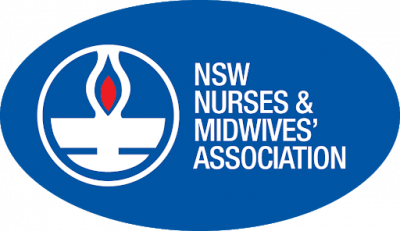 NSW Nurses & Midwives Association Logo