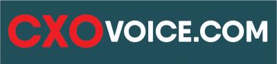 CXO VOICE Logo
