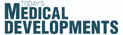 Today's Medical Developments Logo