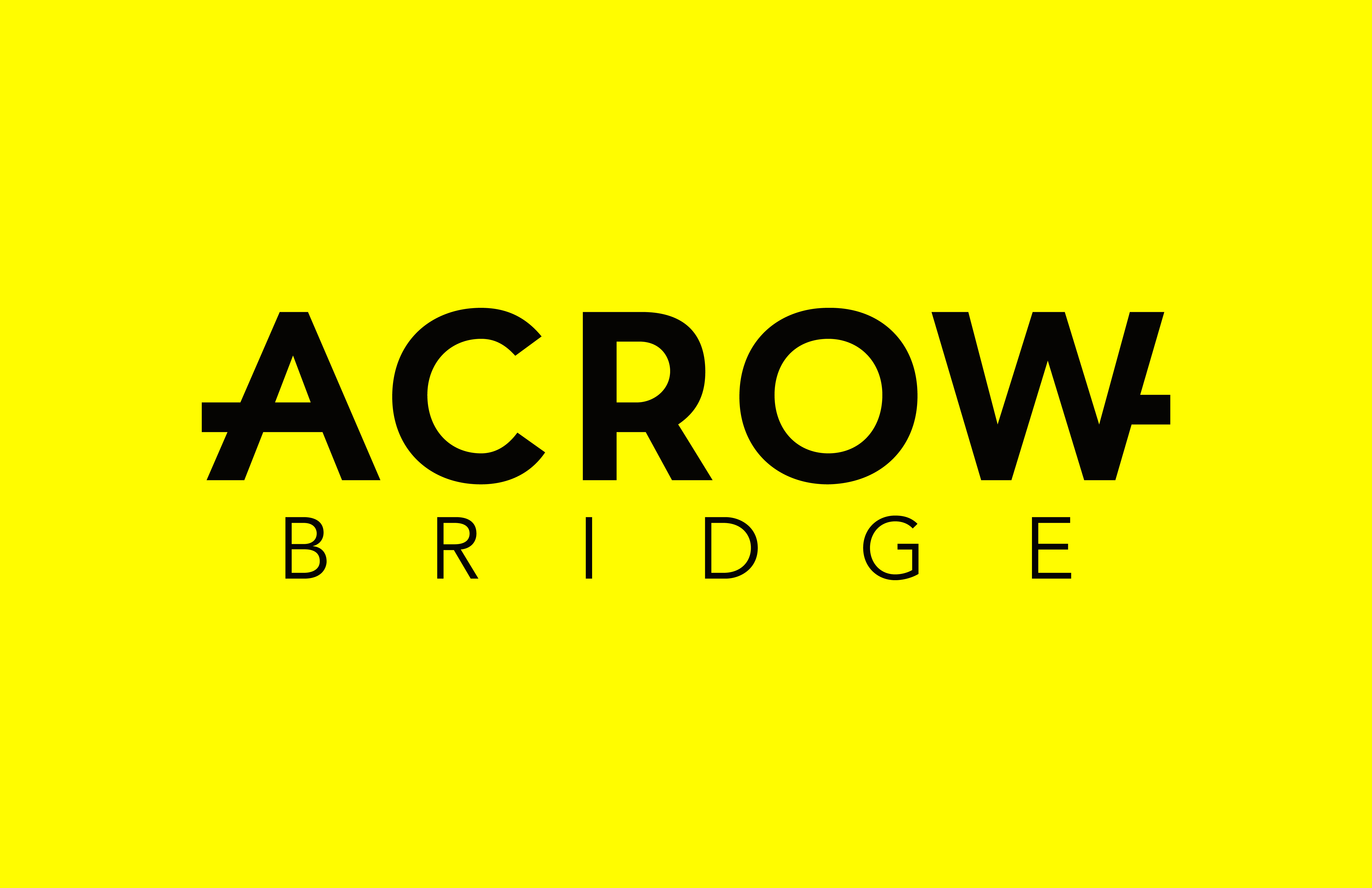 Acrow Bridge Logo