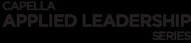 Capella Applied Leadership Series