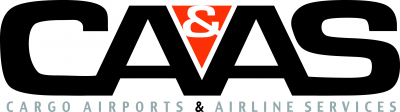 Cargo Airports & Airlines Service Logo
