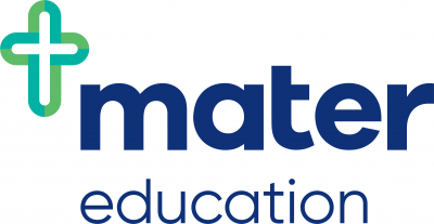 Mater Education Logo