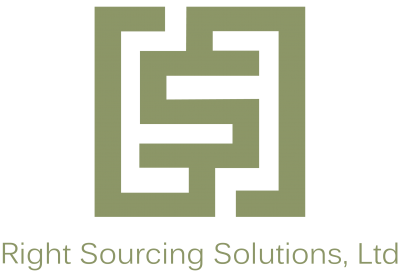 Right Sourcing Solution Logo