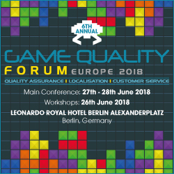 Game Quality Europe Forum