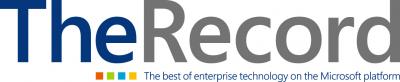 The Record Logo