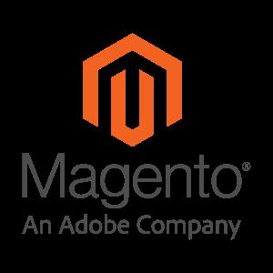 Magento, an Adobe Company Logo