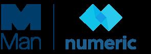 Man Numeric Logo