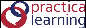 Practica Learning Logo