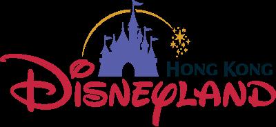 HK Disneyland Logo