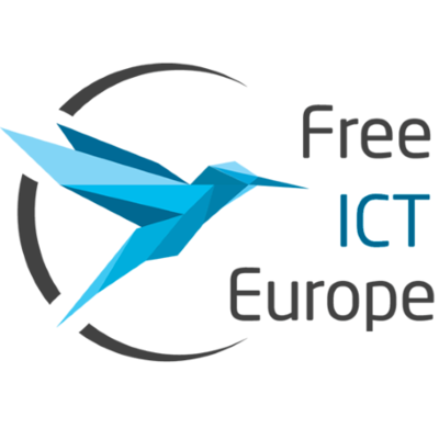 Free ICT Europe Logo
