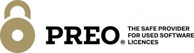 PREO Software Logo