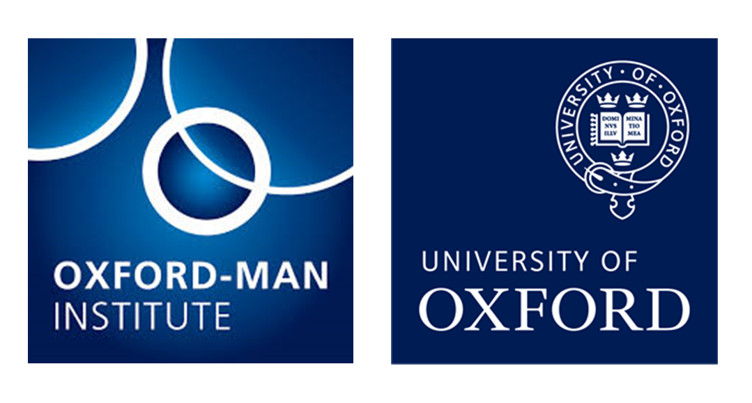 Professor of Machine Learning, University of Oxford Logo
