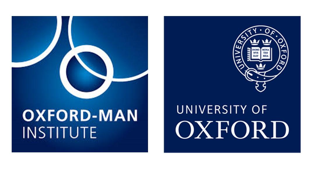 Professor of Machine Learning, University of Oxford Logo