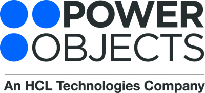 PowerObjects, an HCL Technologies Company Logo