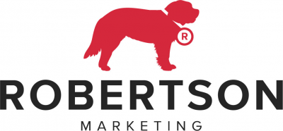 Robertson Marketing Logo