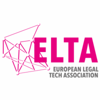 The European Legal Tech Association Logo