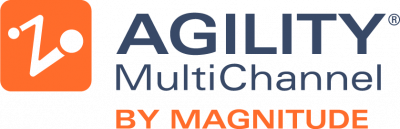 Agility Multichannel (by Magnitude) Logo