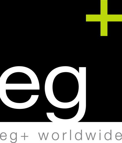 eg+ worldwide Logo