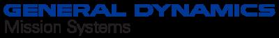 General Dynamics Mission Systems Logo