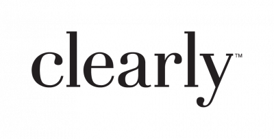 Clearly Logo