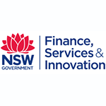Services and Innovation NSW Logo