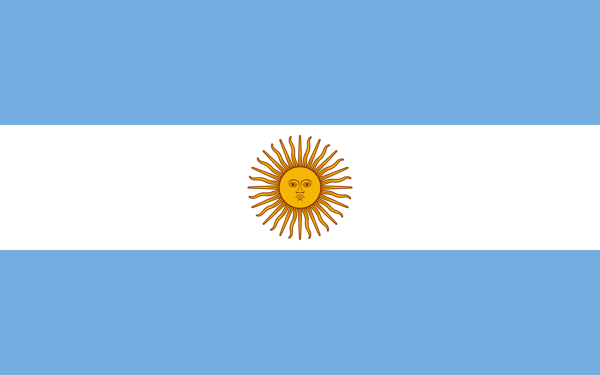 Argentine Air Force Logo