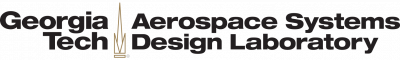 Georgia Tech - Aerospace Systems Design Laboratory Logo
