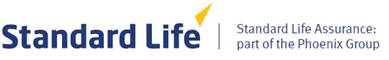 Standard Life: part of the Phoenix Group Logo
