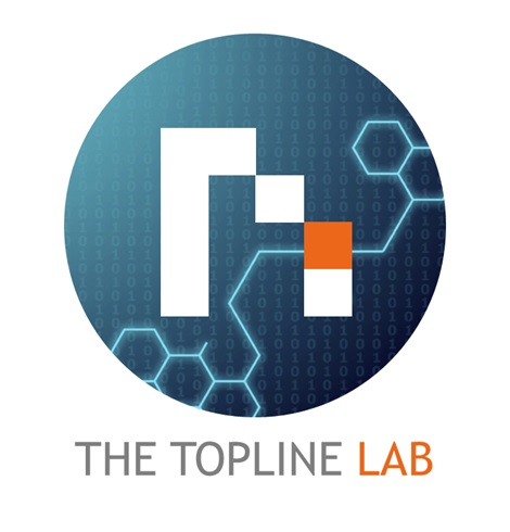 The Top Line Labs Logo