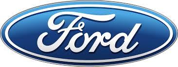Ford Motor Co. USA Logo