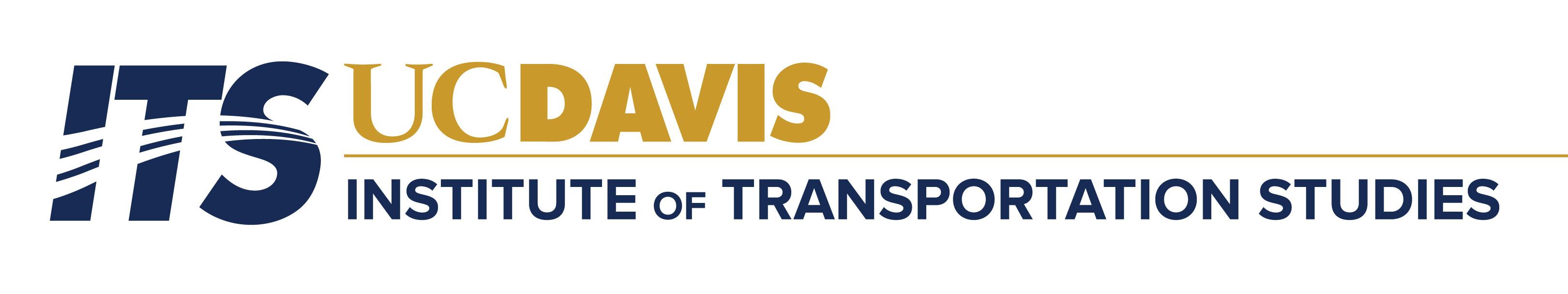 Institute of Transportation Studies, UC Davis, United States Logo