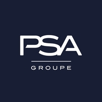 PSA Groupe, France Logo