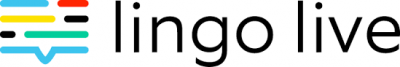 Lingo Live Logo