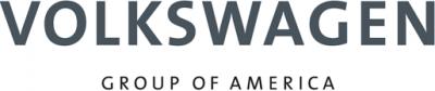 Volkswagen, Group of America, USA Logo