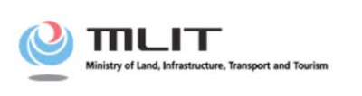 Ministry of Land, Infrastructure and Transport (MLIT) Logo