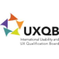 UXQB – International Usability and User Experience Qualification Board, Germany  Logo