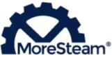 MoreSteam Logo