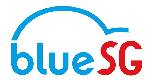 BlueSG Logo