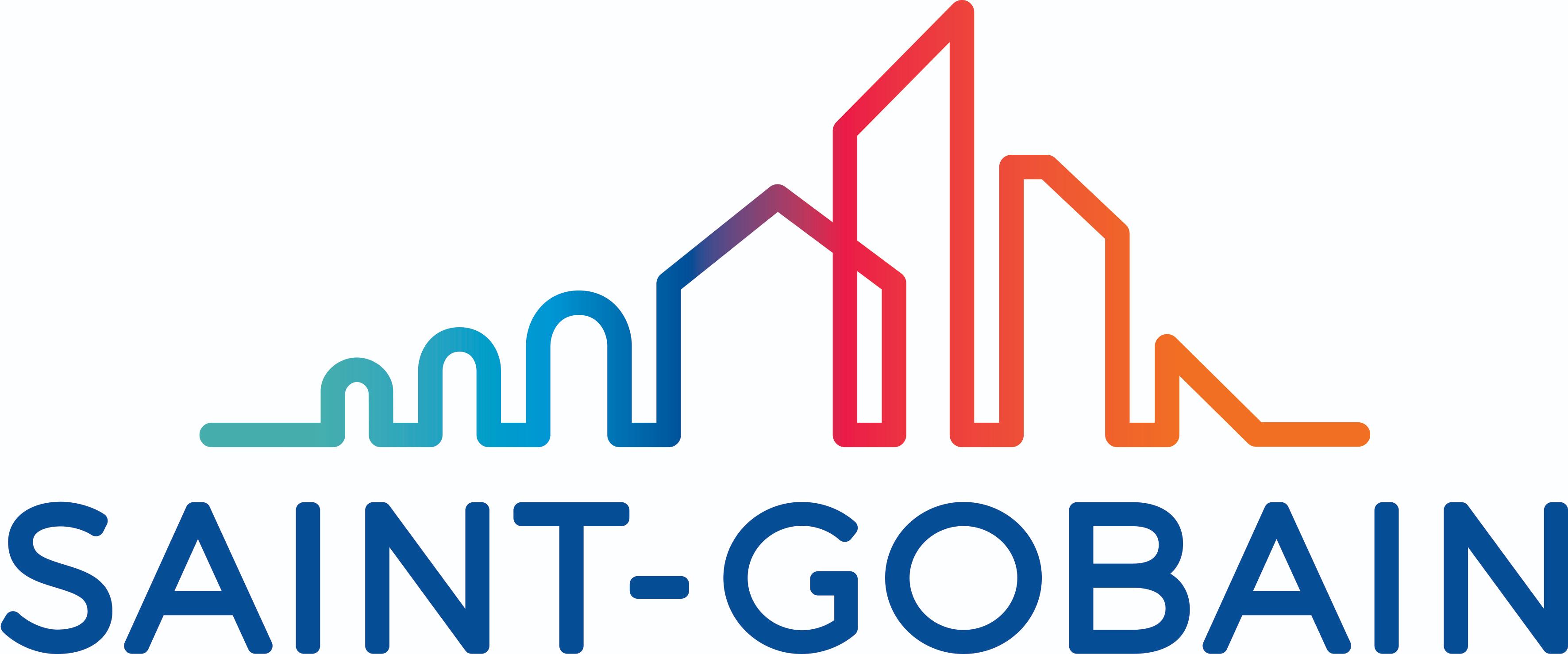 Saint-Gobain, France Logo