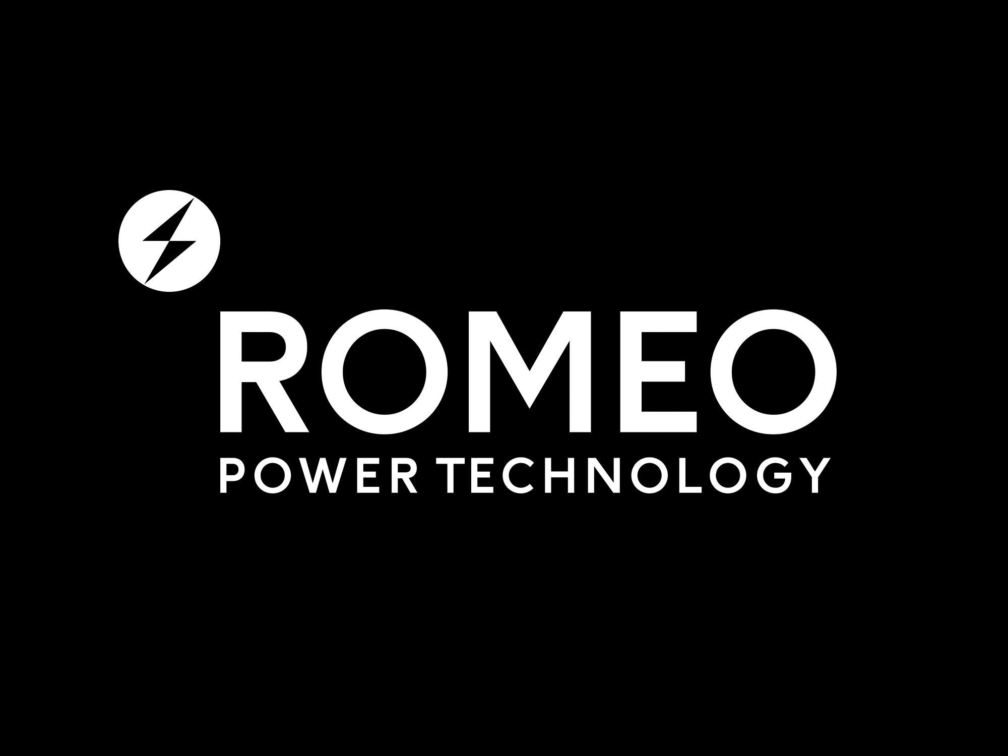Romeo Power, USA Logo