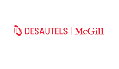 McGill Desautels Faculty of Management Logo