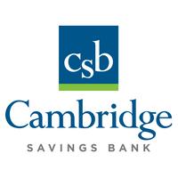 Cambridge Savings Bank Logo