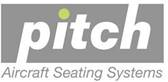 Pitch Aircraft Seating Logo