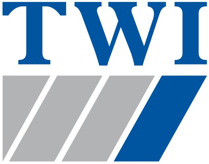 TWI & Lancaster University Logo