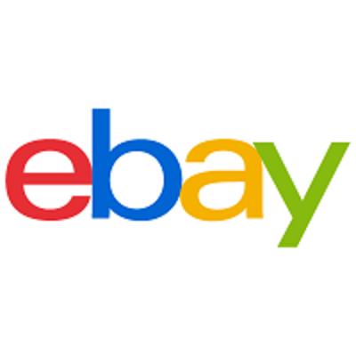 eBay Denmark Logo